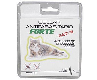 FORTE Collar antiparasitario parra gatos, 4 meses de protección 1 unidad