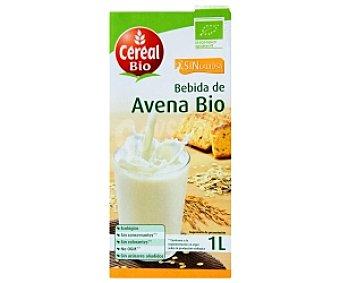 CEREAL BIO Bebida de avena ecológica, 1 Litro