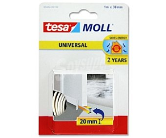 TESA Moll Umbral Blanco 1m x 38mm