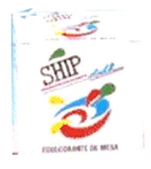 Ship Dulk Edulcorante 100 ud