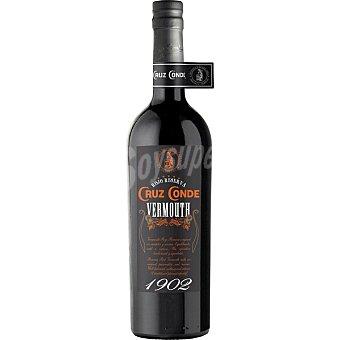 Cruz Conde 1902 vermouth rojo reserva botella 75 cl Botella 75 cl