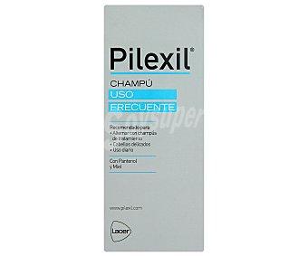 PILEXIL Champú de uso frecuente con pantenon y miel 300 ml