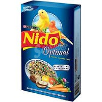 Purina Nido Optimal para canario Caja 750 g