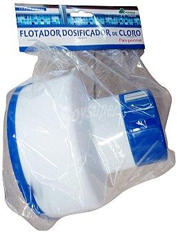 Bosque Verde Flotador dosificador de cloro para piscinas 1 ud