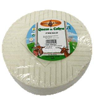 Benijos-Teisol Queso fresco de cabra 400.0 g.