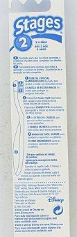 Oral -B Cepillo Dental Infantil (2 a 4 Años) 1 Unidad