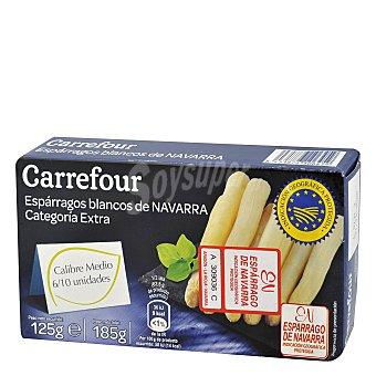 Carrefour Espárragos blancos de Navarra 212 g