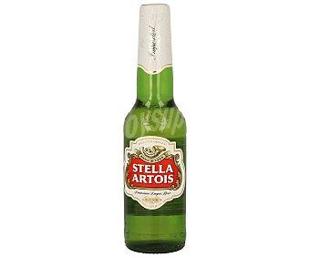 Stella Artois Cerveza belga Botellín 33 cl