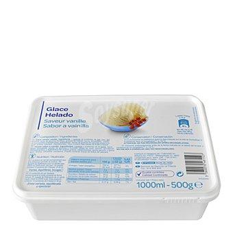 Carrefour Helado de vainilla 1 kg