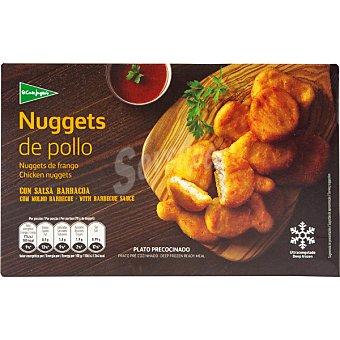 El Corte Inglés Nugget de pollo con salsa barbacoa Estuche 350 g
