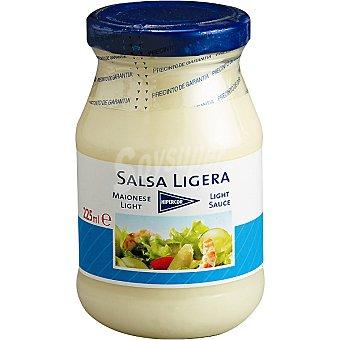 Hipercor Salsa ligera Frasco 225 ml