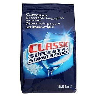 Carrefour Detergente para lavavajillas en polvo 2.5 kg
