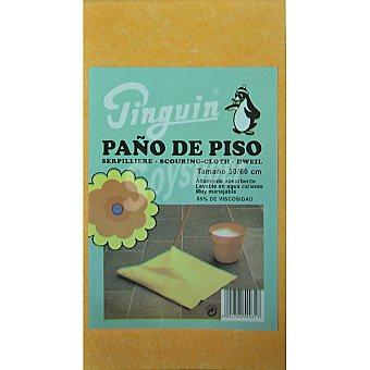 Pinguin Bayeta paño de piso 50x60 paquete 1 unidad Paquete 1 unidad
