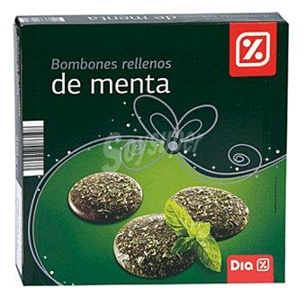 DIA Bombón relleno de menta Caja 200 gr
