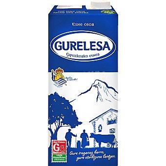 Gurelesa Leche Entera Brik 1 litro
