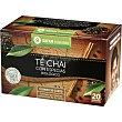 Té Chai con especias biológico cesta Comercio Justo  Envase de 78 g Intermón Oxfam