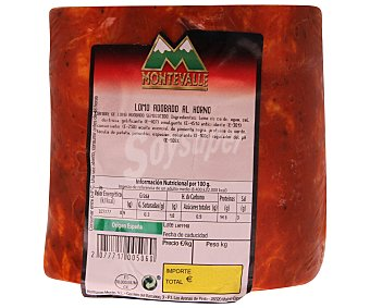 MONTEVALLE Fiambre de lomo especial en taco 1100 Gramos