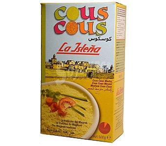La Isleña couscous paquete 500 g