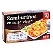 Zamburiñas en salsa vieira Lata 65 grs DIA