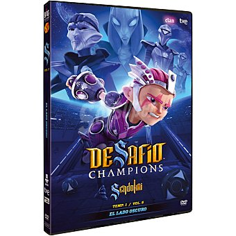 ROGER Desafío Champions Sendokai, Vol.5 ( Cordoba Schwaneberg)