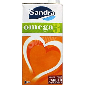 Sandra Leche con omega 3 envase 1 l