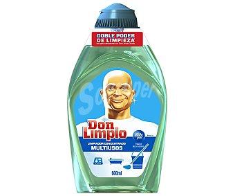 Don Limpio Gel limpiador superficies delicadas 600 ml