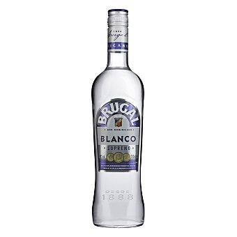 Brugal Ron blanco supremo extra dry Botella 70 cl