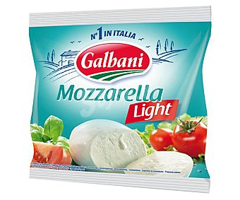 Galbani Queso mozzarella Italiana light 125 g
