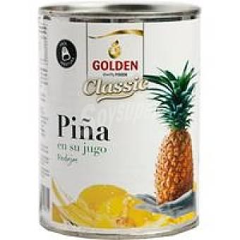 Golden Piña en almíbar Lata 340 g
