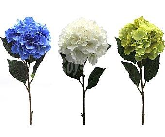 Essencial Vara de hortensia artificial surtida en colores, 76 cm, para decoración del hogar, essencial