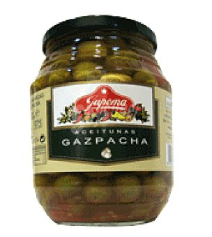 Jupema Aceituna gazpacha picante 600 g