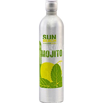 Sun Beach Cocktails Drinks Mojito Botella 70 cl