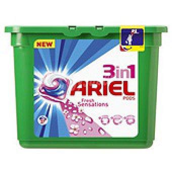 Ariel Det.caps. 3EN1 sensac 27 UNI