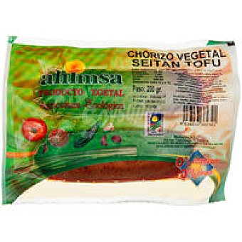 Biosurya Chorizo vegetal setian tofu Bandeja 200 g