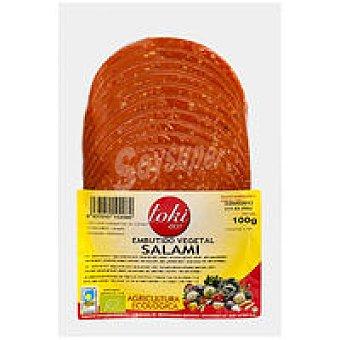 Toki Eco Salami lonchas 100G
