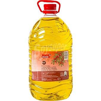 Aliada Aceite de oliva 0,4 suave bidon 5 l