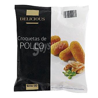 DIA DELICIOUS Croquetas de pollo Bolsa 500 gr