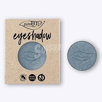 Recambio de sombra de ojos azul hielo 09 ecológica purobio 1 ud