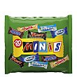 Chocolatina surtido Best Of Our Minis Paquete 400 g Mars