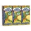 Zumo exprimido piña y uva Pack 3 x 20 cl Don Simón