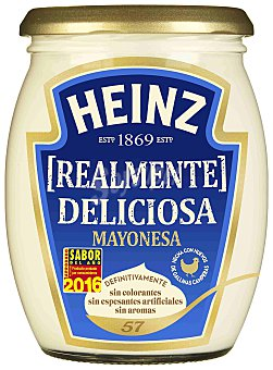 Heinz Salsa mayonesa Tarro 480 ml