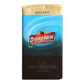 Dromedario Café molido descafeinado Paquete 250 g