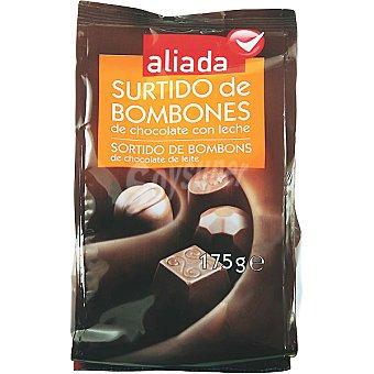 Aliada Bombones surtidos de chocolate con leche Bolsa 175 g