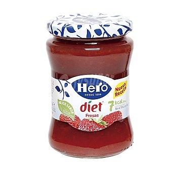 Hero Confitura extra de fresa sin azúcares añadidos Diet 280 g
