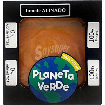 Planeta verde Tomate para untar aliñado Tarrina 220 g
