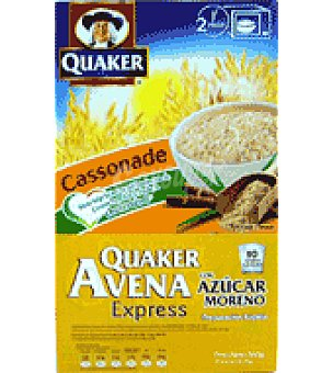 Quaker Cereal azucar moreno 360 g