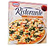 Pizza de pollo Caja de 355 g Ristorante Dr. Oetker