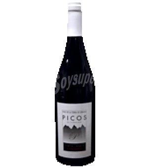 Picos Vinos crianza roble D.O. Liébana 75 cl