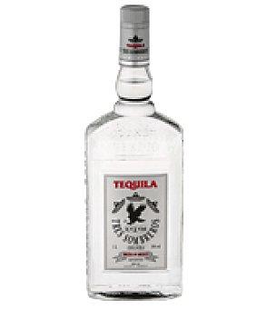 Tres Sombreros Tequila Botella de 1 l
