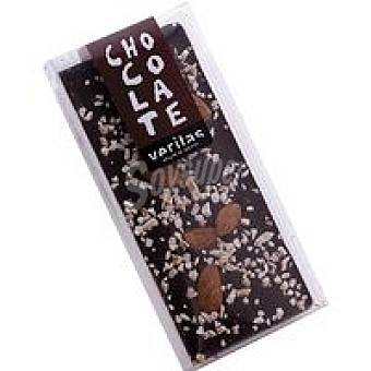 Veritas Chocolate con almendras Tableta 100 g